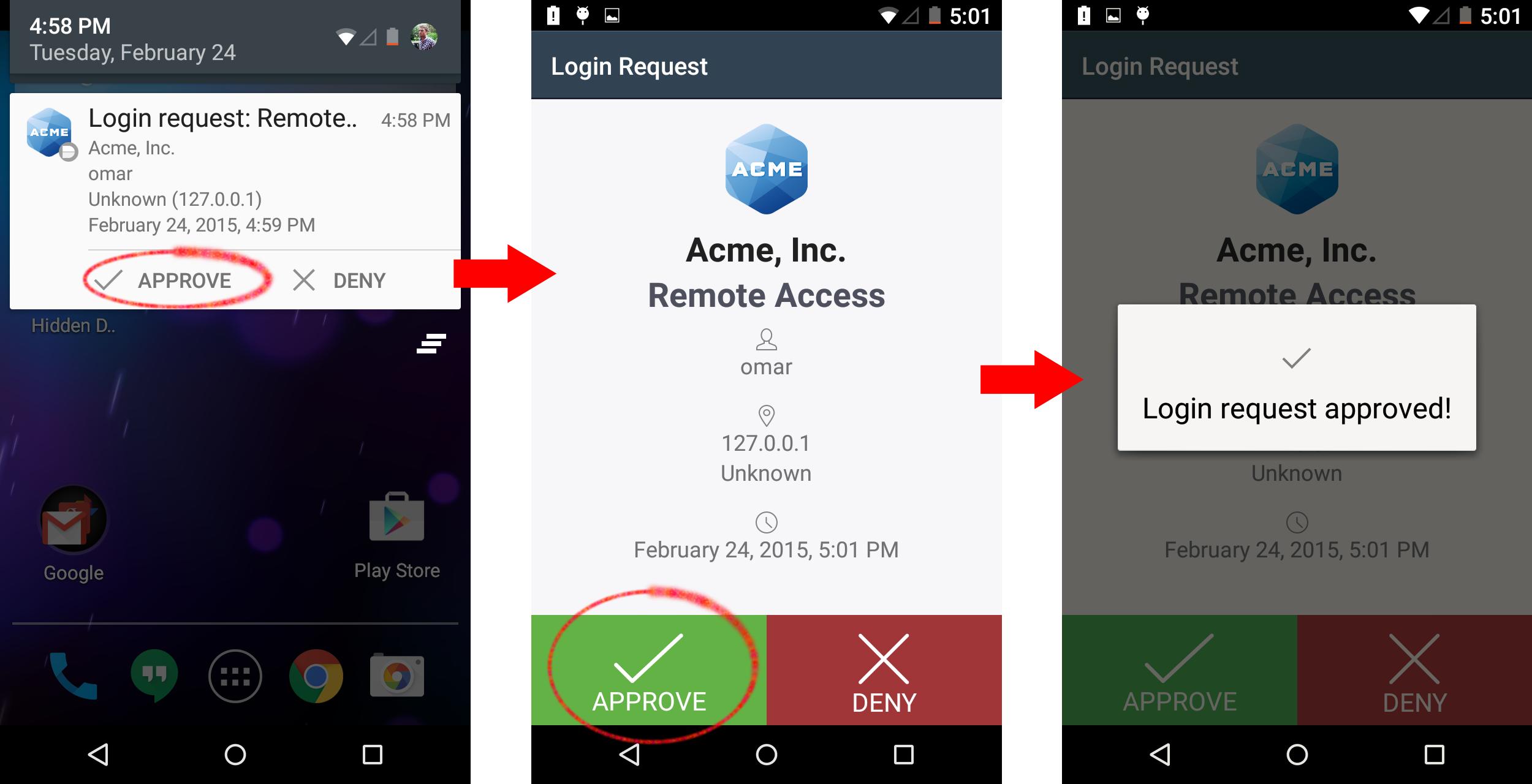 Descargar Duo Mobile para Android: Para Mayor Seguridad 3
