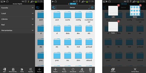 Scarica ES File Explorer per Android 3