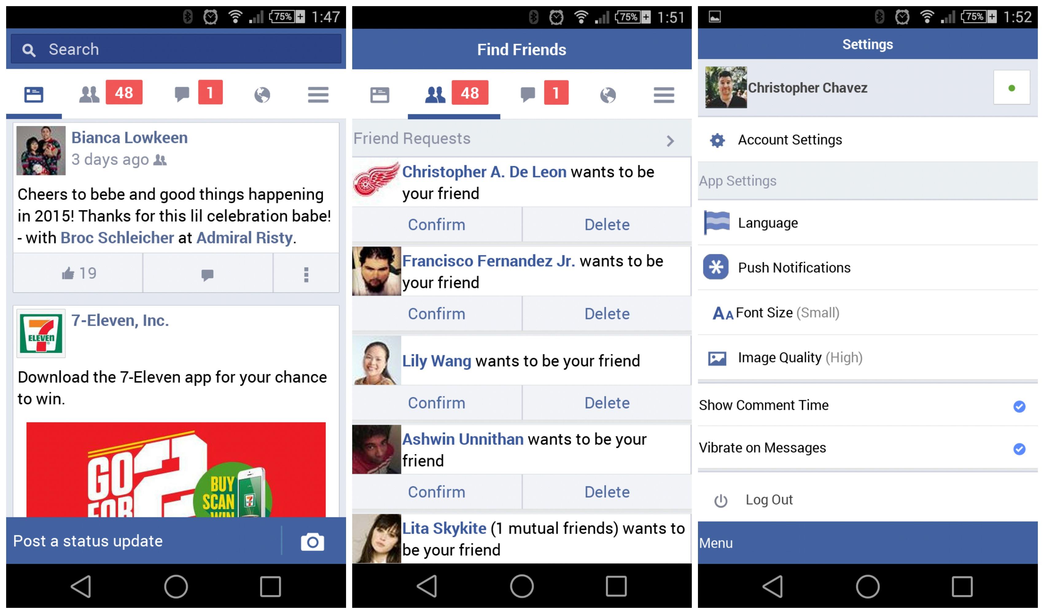 Scarica Facebook Lite per Android e naviga velocemente 1