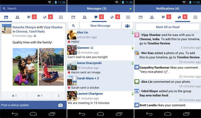 Scarica Facebook Lite per Android e naviga velocemente 3