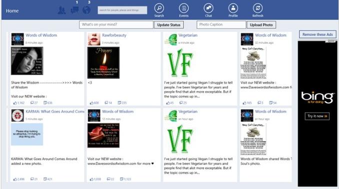 Scarica Facebook Lite per Tablet: miglioramento delle prestazioni 1