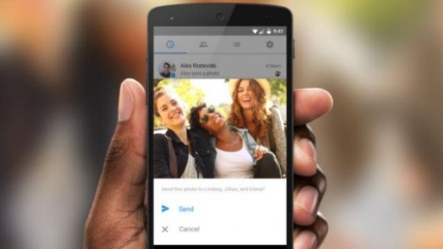 Scarica la presentazione di Facebook per Android 1