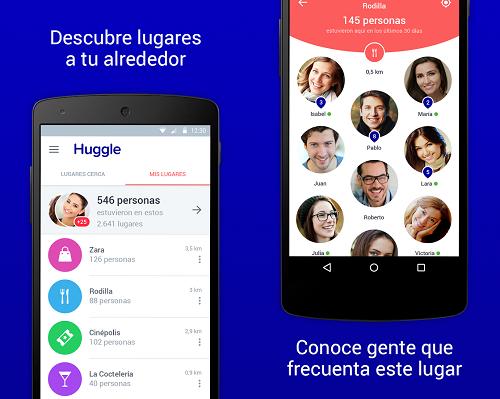 Scarica Huggle per Android: il nuovo social network 1