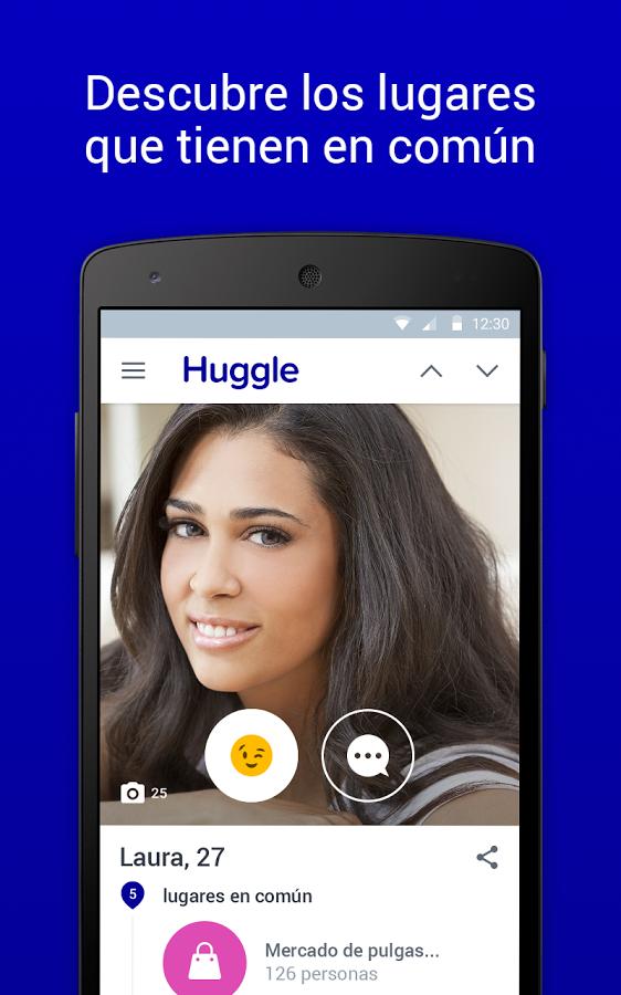 Scarica Huggle per Android: il nuovo social network 2