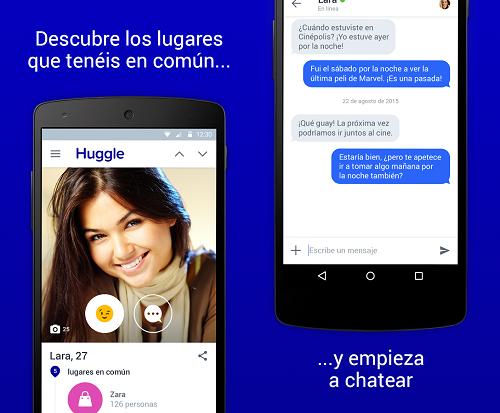 Scarica Huggle per Android: il nuovo social network 3