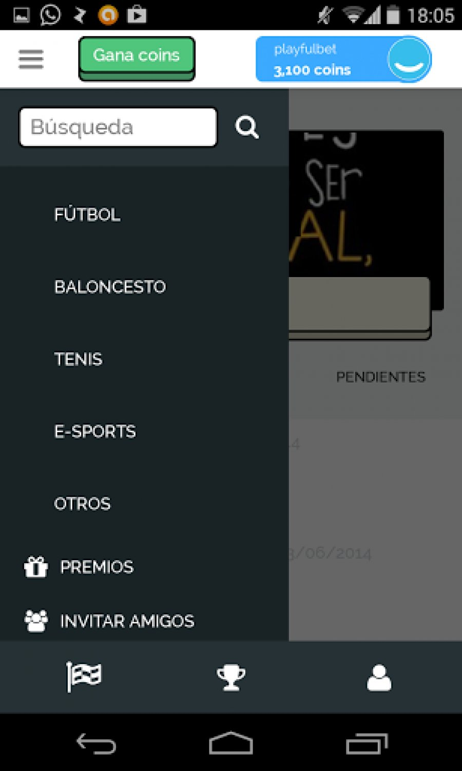 Scarica Playfulbet per Android: le migliori scommesse 4