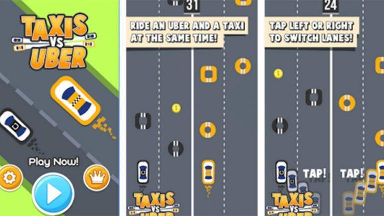 Scarica Taxi vs Uber per Android. Quanto tempo puoi raggiungere il tuo obiettivo? 2