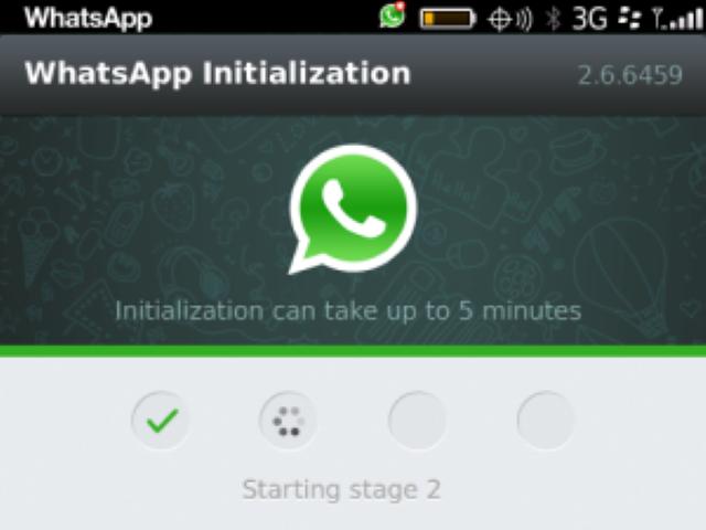 Come scaricare WhatsApp Free per BlackBerry 9320? 5