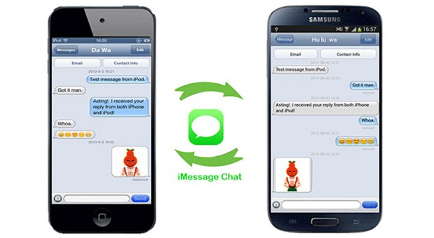 Scarica iMessage per Android: Apple Messaging 2