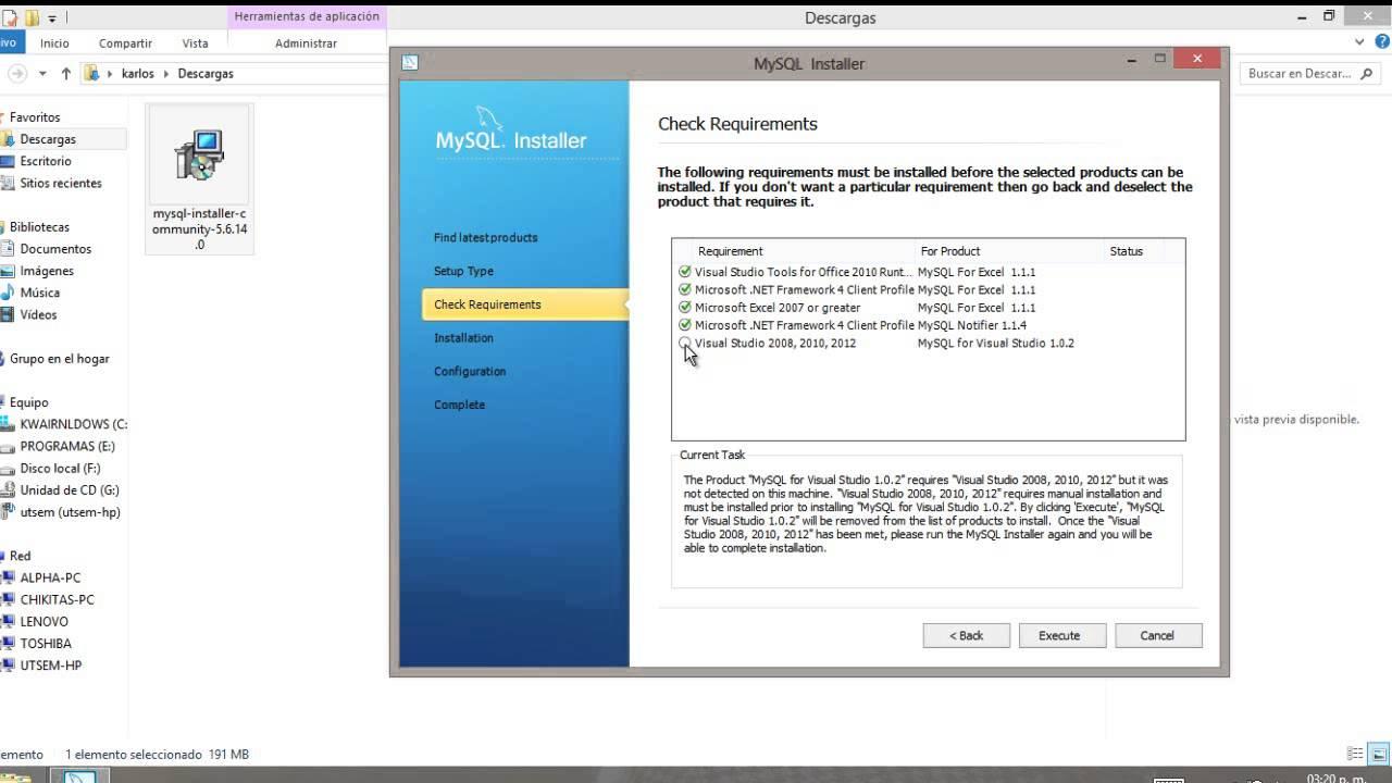 Come installare MySQL su Windows? 2