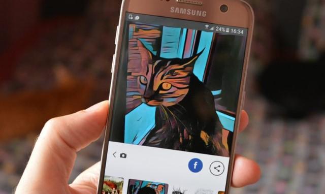 Scarica Prism per Android, il miglior editor fotografico! 3