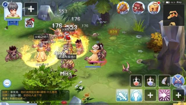 Scarica Ragnarok Mobile per Android 3