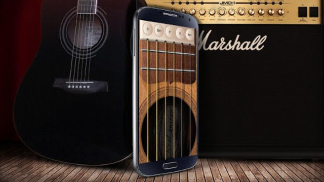 Scarica Real Guitar per Android 2