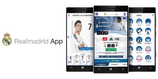 Scarica l'app del Real Madrid per Android 3