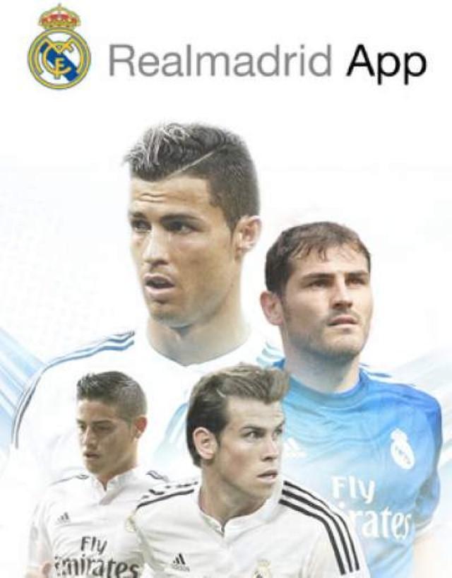 Scarica l'app del Real Madrid per Android 1