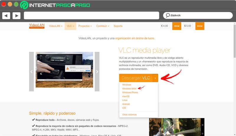 Estensione .MP4: che cos'è e come riprodurre questo tipo di formati video? 3