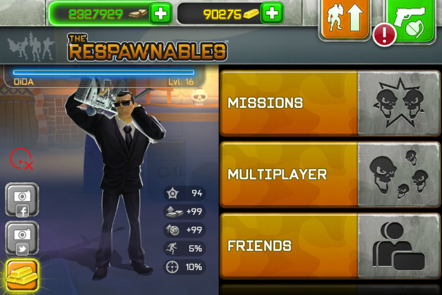 Scarica Respawnables per iOS 3