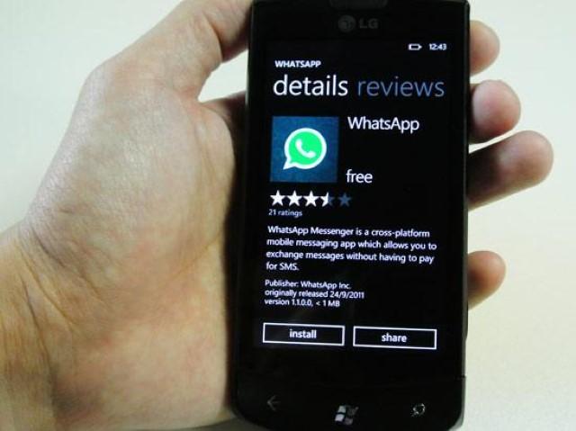 Scarica WhatsApp gratis per LG T395 3