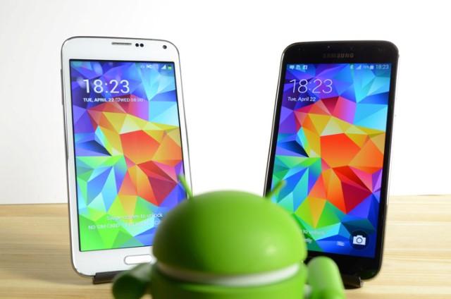 10 modi per differenziare il Samsung Galaxy S5 dal clone cinese 1