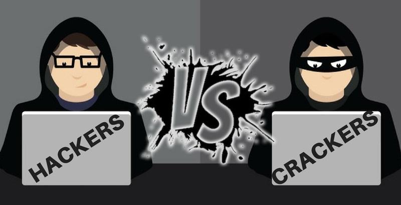 Quali sono le differenze tra un hacker e un cracker? 3
