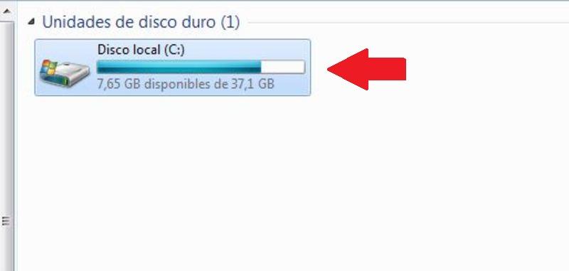 Come pulire un disco rigido da file non necessari per avere più spazio sul mio computer? Guida passo passo 1
