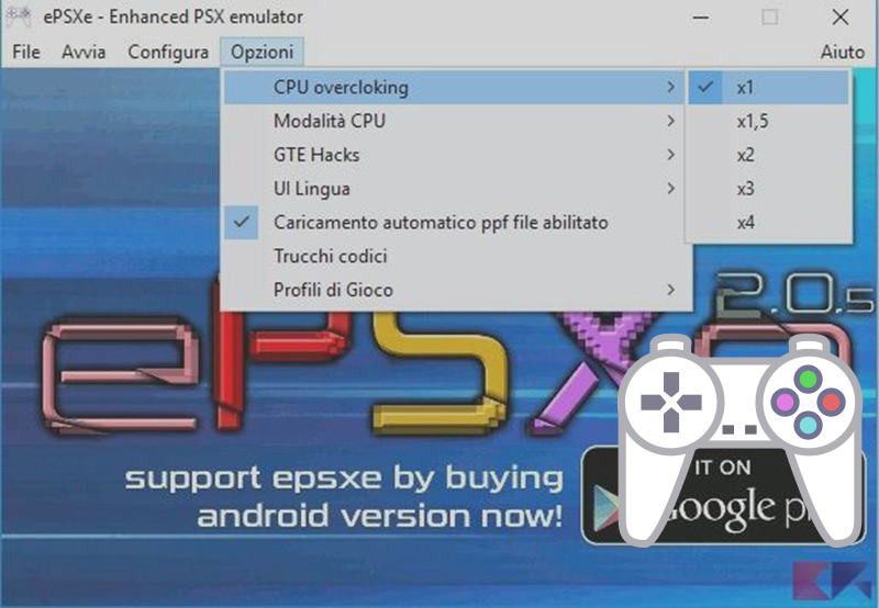 Quali sono i migliori emulatori di PS1 per PC Windows o Mac? Elenco 2019 1