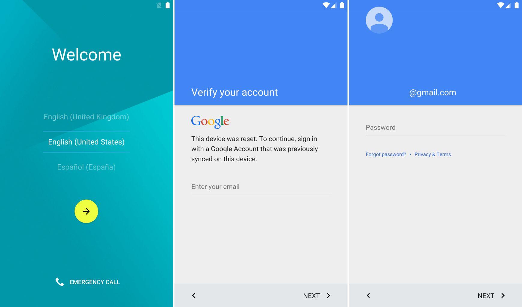 Come eliminare l'account Google Android [PER SEMPRE] 4