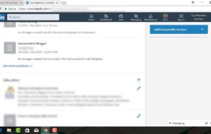 Come cercare i profili utente su LinkedIn? 28
