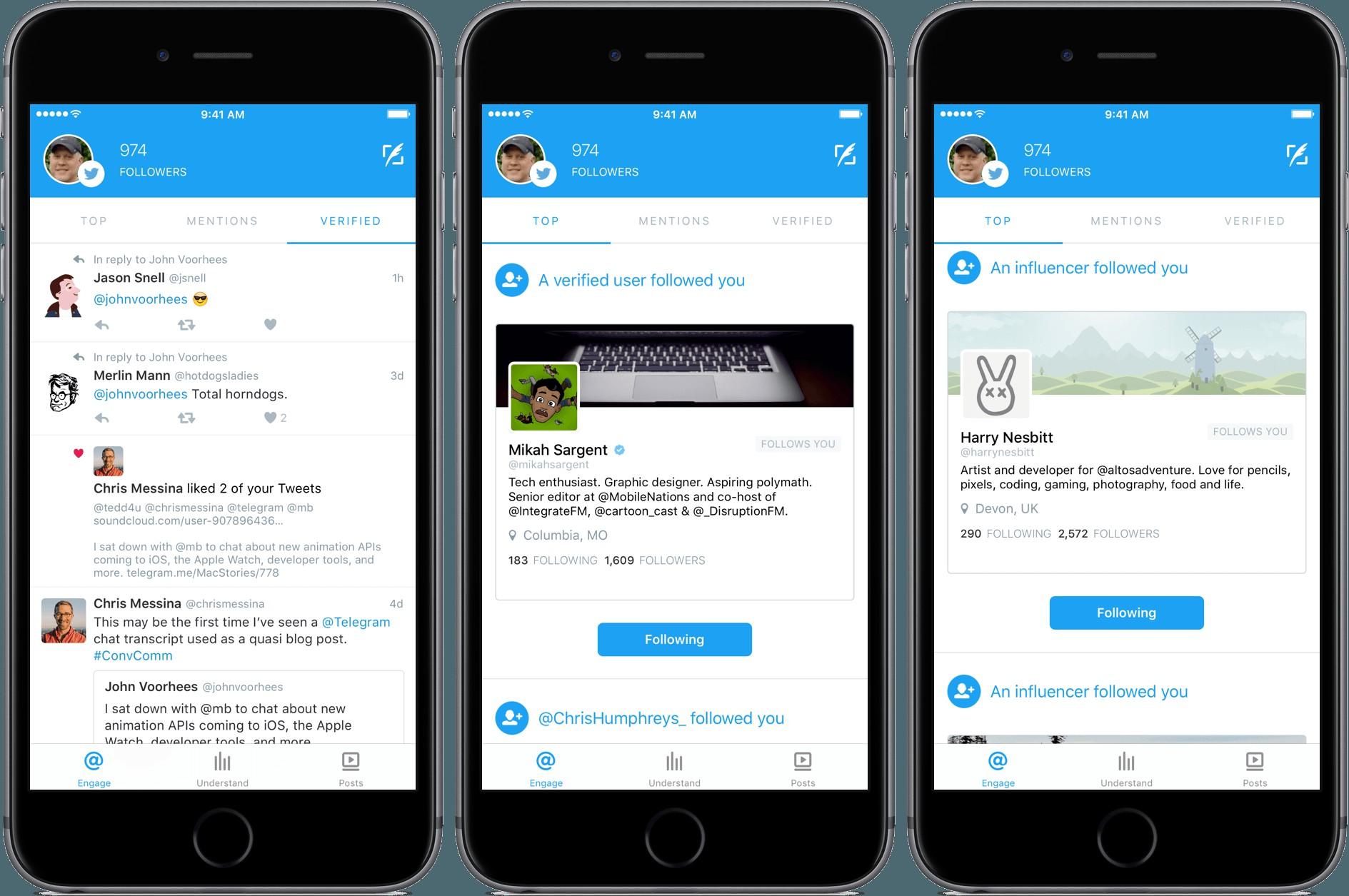 Come cercare e trovare qualcuno su Twitter? Posta, telefono o Facebook 2