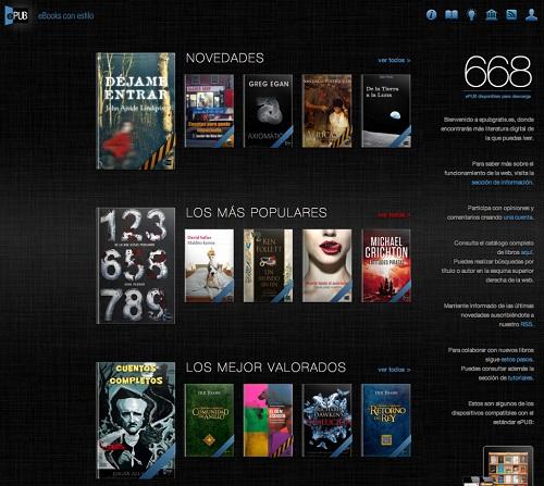 Quali sono le pagine migliori per scaricare libri digitali, ePub, eBook o PDF? Elenco 2019 12
