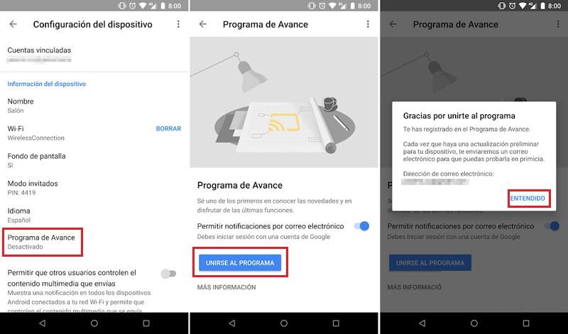 Come aggiornare Google Chromecast all'ultima versione disponibile? Guida passo passo 4