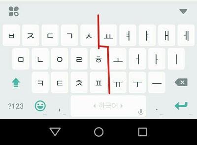 Come mettere la tastiera in coreano per qualsiasi dispositivo? Guida passo passo 2