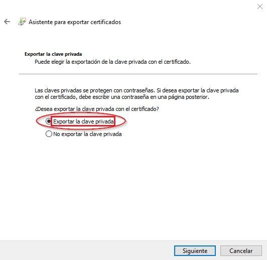 Come esportare un certificato digitale su un'unità flash USB per importarlo su un altro computer? Guida passo passo 6