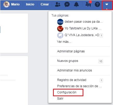Come cambiare la lingua in Facebook Messenger? Guida passo passo 1