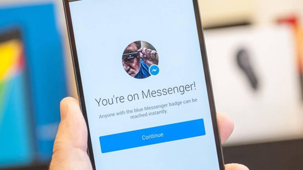 Installa Facebook Messenger per dispositivi mobili gratuitamente 1