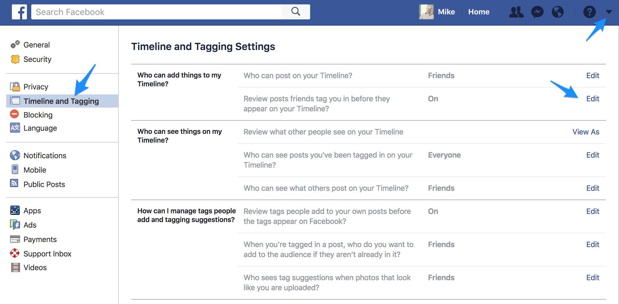 Non riesco a pubblicare su Facebook dal mio cellulare, cosa devo fare? 2