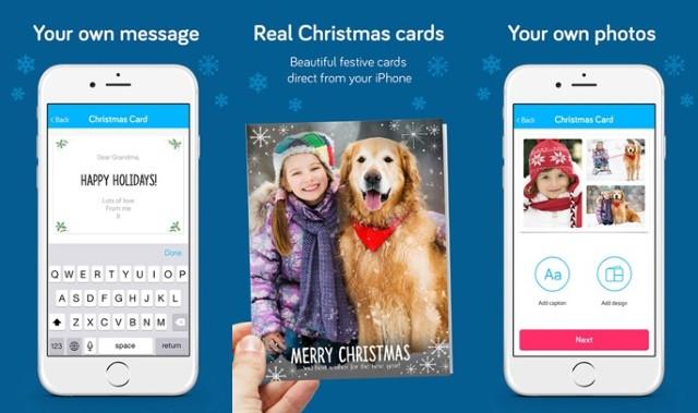 Le migliori app per inviare i tuoi auguri di Natale 5
