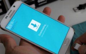 Come eseguire il flashing del Samsung Galaxy S6 con la ROM originale 37