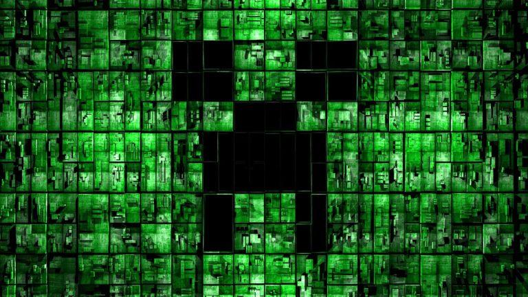Come scaricare sfondi / immagini di Minecraft 9