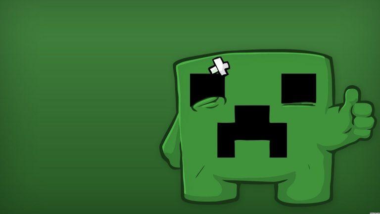 Come scaricare sfondi / immagini di Minecraft 10