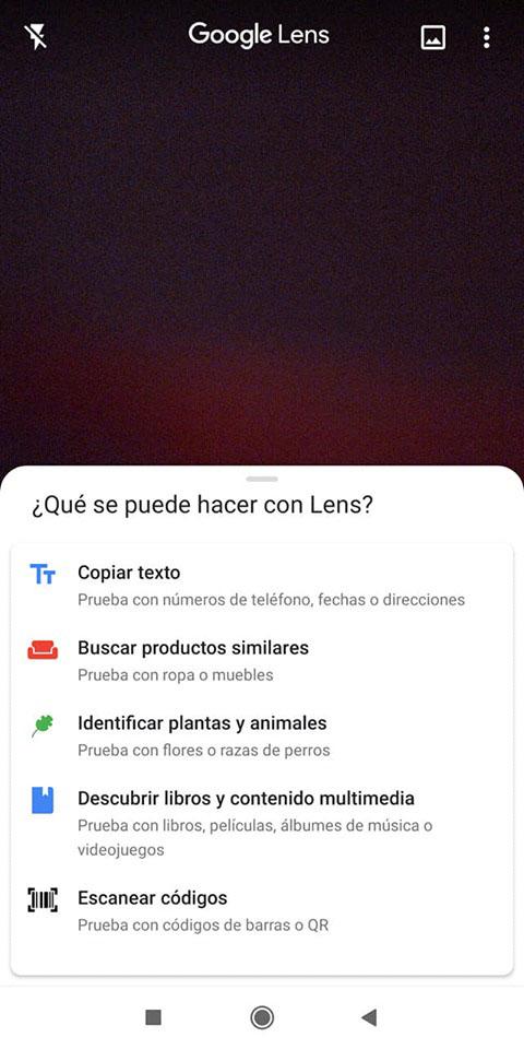 Google Lens: cos'è, per cosa posso usarlo e come posso installare questa applicazione sul mio smartphone? 3