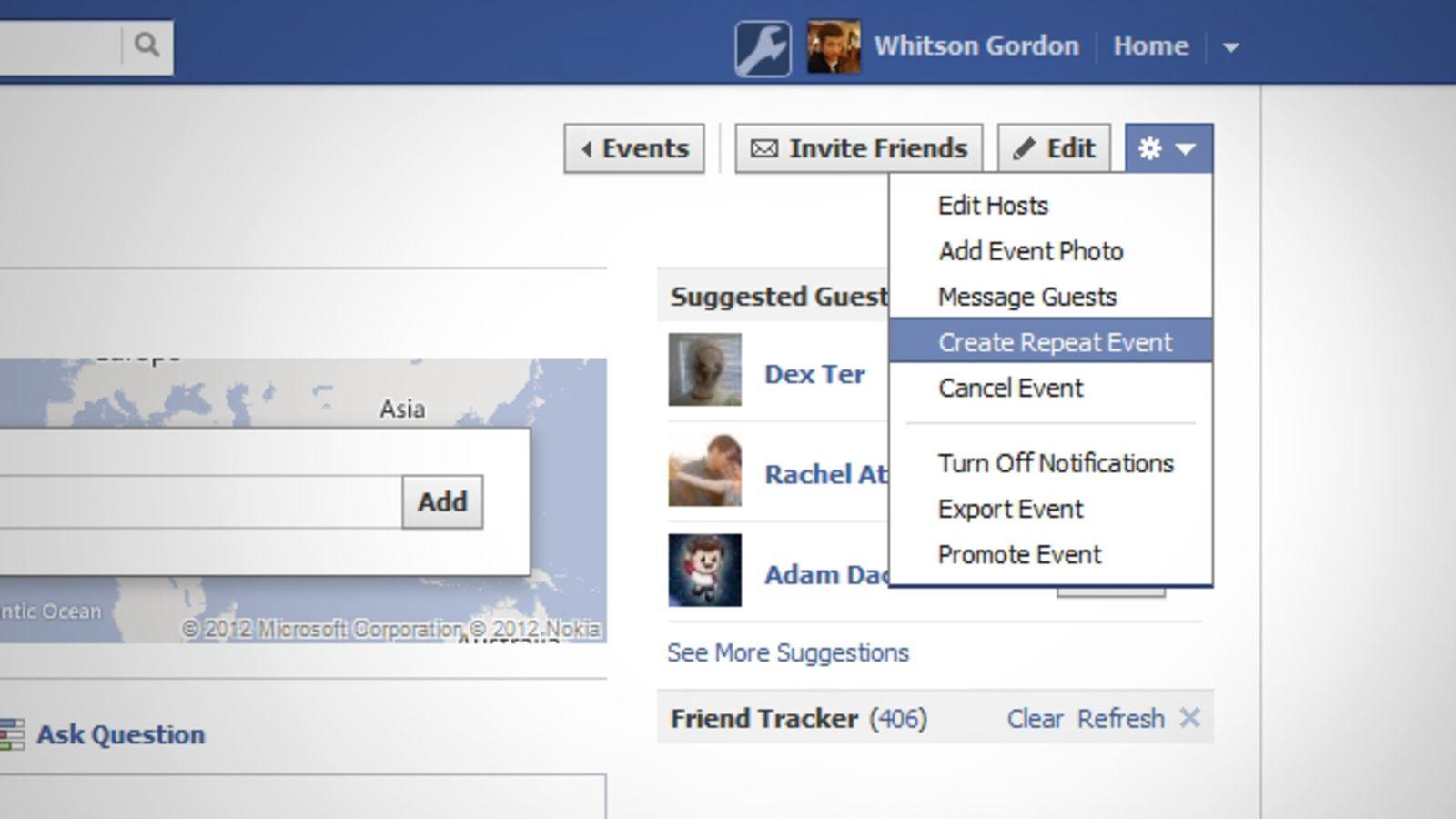 Come creare un evento su Facebook in modo rapido e semplice? 1