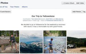 Come creare un album condiviso su Facebook? - Condividi le tue foto e video 29