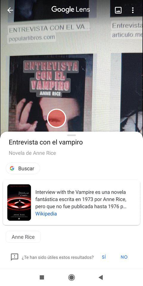 Google Lens: cos'è, per cosa posso usarlo e come posso installare questa applicazione sul mio smartphone? 8