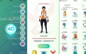 Nuovo BOT Pokemon Go, GoBot: cattura tutti i Pokemon 9