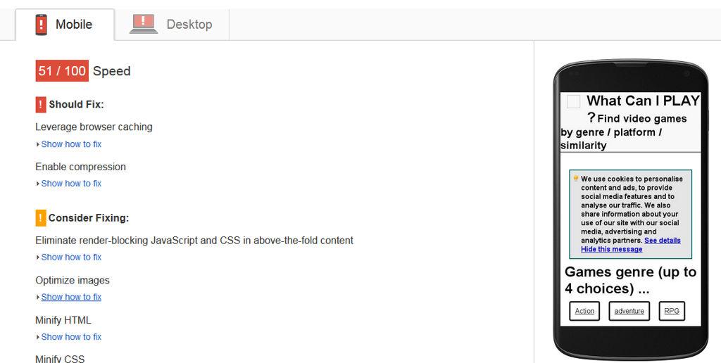 Che cos'è e come utilizzare Google Page Speed Insights? 1
