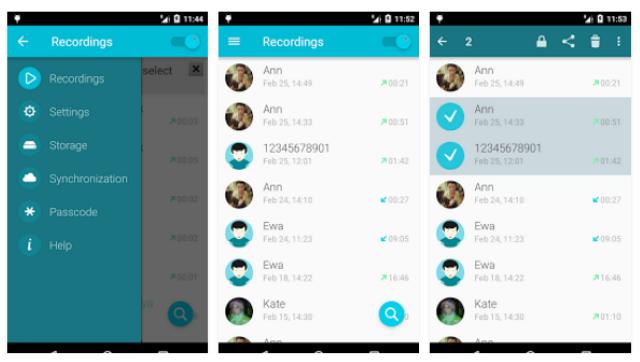 Le migliori applicazioni per registrare le chiamate sul Samsung J5 o J7 1