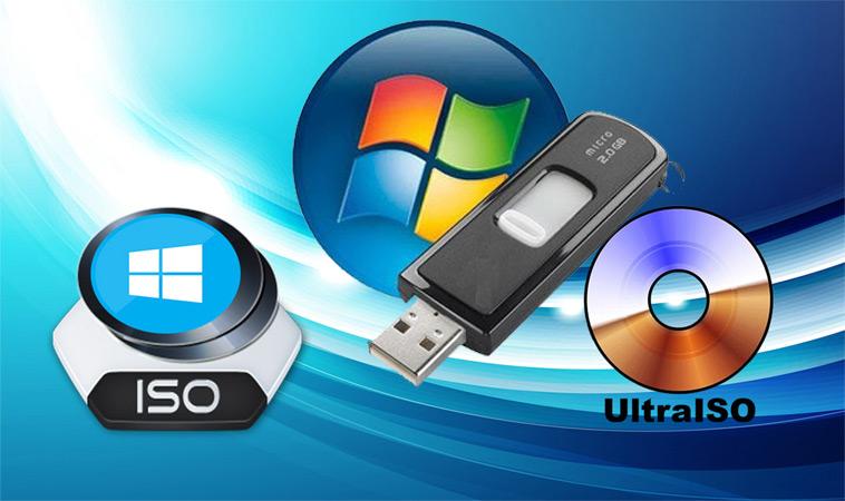 Come masterizzare un'immagine ISO e creare una USB avviabile o avviabile su Windows, Linux o Mac? Guida passo passo 1