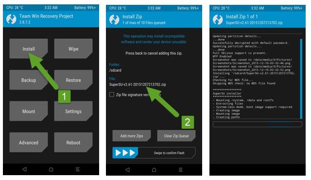 ✔ Come eseguire il root e installare TWRP Recovery su Nexus 5 e 5X 【MOLTO facile】 4