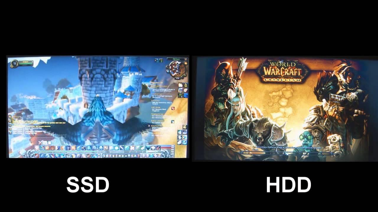 HDD vs SSD Qual è il migliore? Vantaggi e svantaggi 1